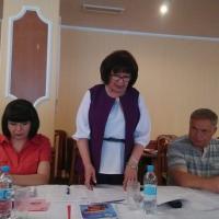 Состоялся  VIII Пленум комитета областной организации ПМГУ