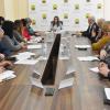 У Донецькій ОДА з представниками профспілок обговорили проблемні питання області
