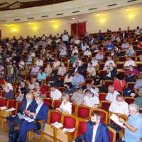 VII З'їзд Профспілки металургів і гірників України